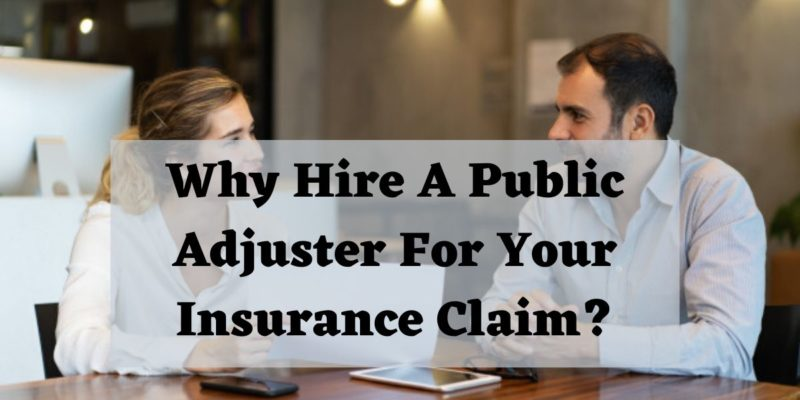 A Public Adjuster for Your Insurance Claim - Superior ...